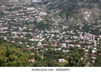 Goris city