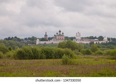 Goritsky assumption monastery in Pereslavl-Zalessky