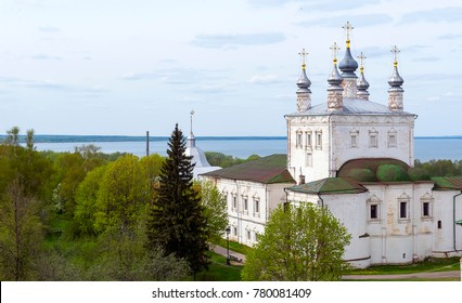Goritsky monastery of the assumption in Pereslavl Zalessky