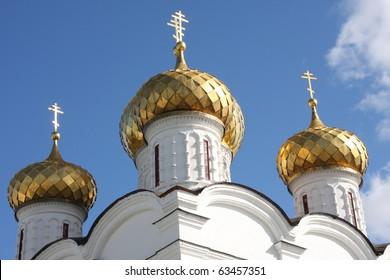 Goritzy Monastery, Russia