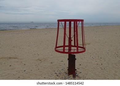 Gorleston beach - Norfolk, England, UK