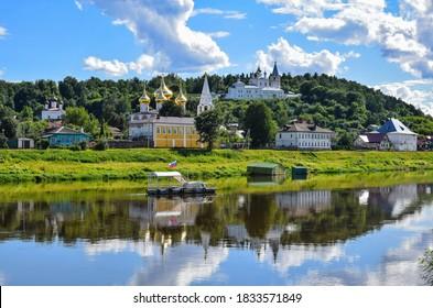 Gorokhovets old town, Vladimir region of Russia