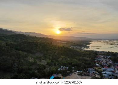 Gorontalo City From Above