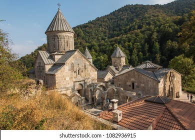 Goshavank Monastery was founded in 1188. It is located about 20 miles east of Dilijan,Armenia.