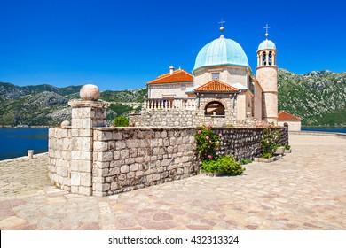 Gospa od Skrpjela (Our Lady of the Rocks Church), Perast