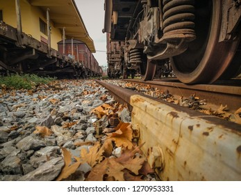 Gost trains & rails