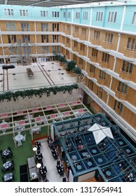 GOTEBURG, SWEDEN - CIRCA AUGUST 2017: Radisson Blu hotel