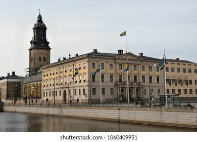 Gothenburg City Hall, Sweden