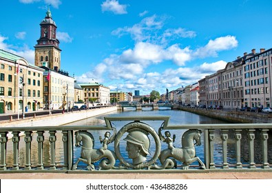 Gothenburg city in Sweden