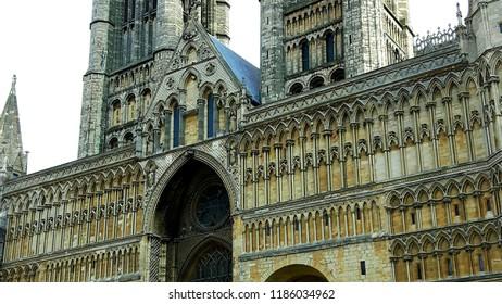 Gothic Arches in Church Architecture