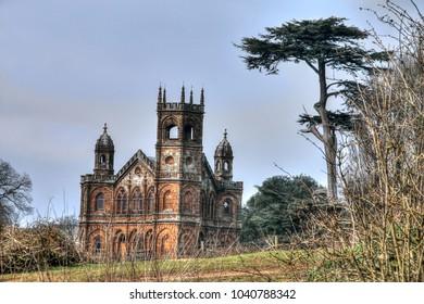 A Gothic Castle