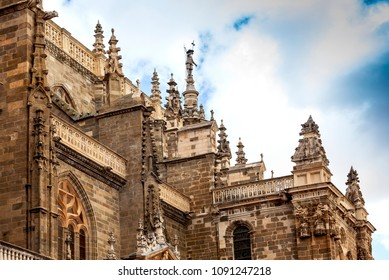 Gothic cathedral of Astorga