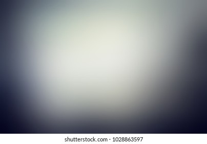 Gothic empty background. Dark grey abstract texture. Grim blurred illustration. Horror defocused pattern. Thriller style.