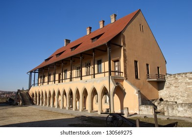 Gothic Palace in Castle Eger, Hungary
