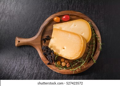 Gouda cheese set