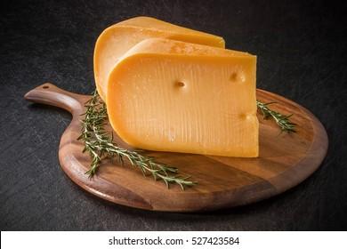 Gouda cheese set