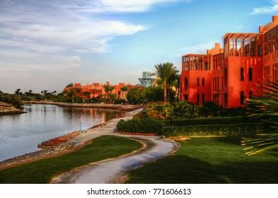 Gouna, Hurghada, Egypt