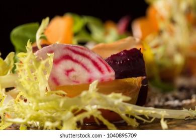 Gourmet Beet salad