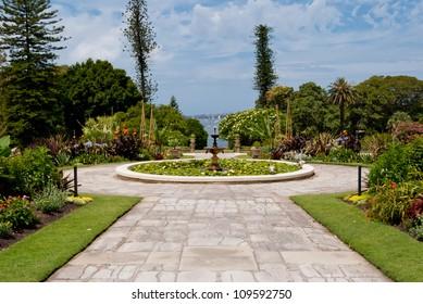 Government House Gardens, Botanic Gardens, Sydney