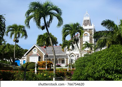 Government House, Morne Fortune, Castries, Saint Lucia