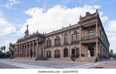 Government Palace of Nuevo Leon, in the MacroPlaza, in the Mexican city of Monterrey, Nuevo Leon state