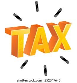 Government Tax - Illustration