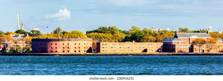 Governors Island National Monument, New York, USA