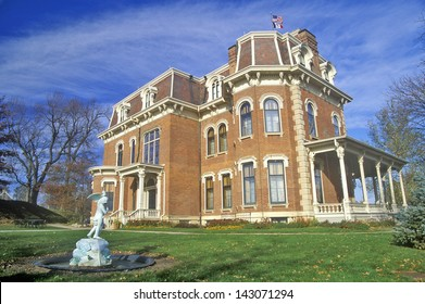 Governor's  Mansion, Des Moines, Iowa