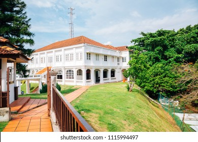 Governors Museum in Malacca, Malaysia