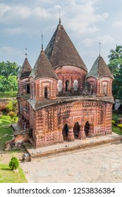 Govinda temple in Puthia village, Bangladesh