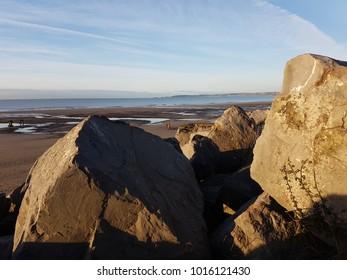 Gower Peninsula Beach Scenery