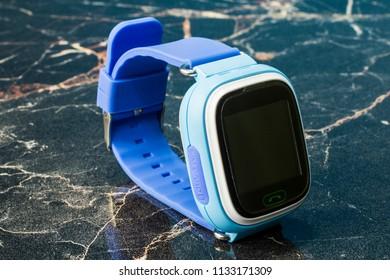GPS watches for children