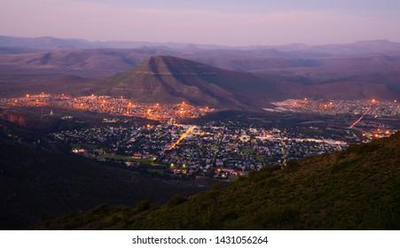 Graaff-Reinet in Eastern Cape - South Africa