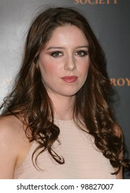 Grace Cassidy arriving for the RTS Awards, London. 20/03/2012 Picture by: Alexandra Glen / Featureflash