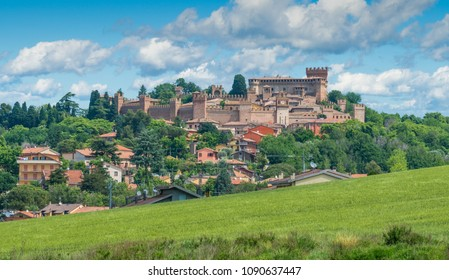 Gradara, small town in the province of Pesaro Urbino, in the Marche region of Italy.