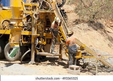 Grade Control RC Drilling