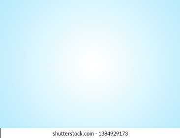 gradient background simple light blue