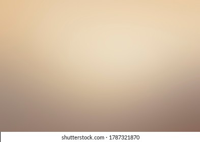 Gradient from beige to gray-brown. Gold tint. Mixing muted shades. Calm tones. Blurring, defocusing. Template. Background. - Shutterstock ID 1787321870