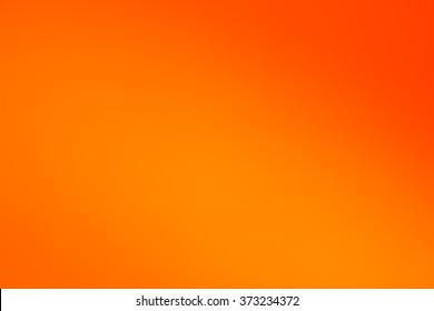 Gradient orange background.