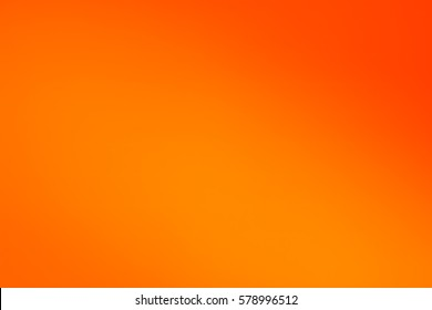 Gradient orange background.