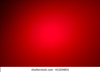 Gradient red background.