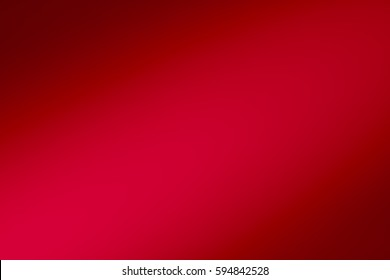 Gradient red background.