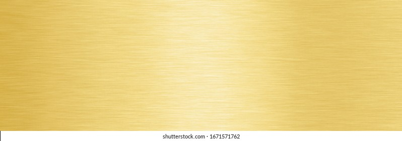 Gradient Shiny smooth line metal gold color seamless background Bright brass plate chrome paper material texture. confetti copper bronze foil panel backdrop, Wide steel yellow golden light polished.