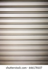 A gradient Steel Roll up Door Pattern