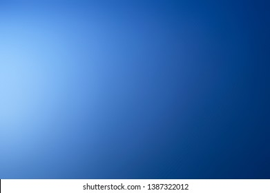 gradual blue background and nice natural lighting
