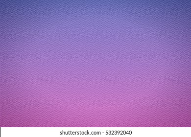 Graduated blue and magenta handmade structural paper background