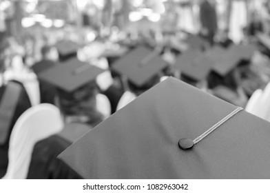 Graduates gathered for school ceremony