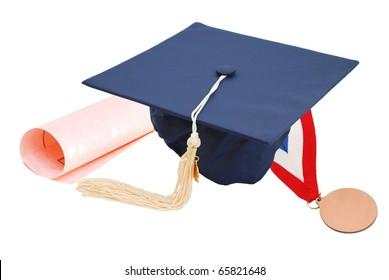 An graduation program day