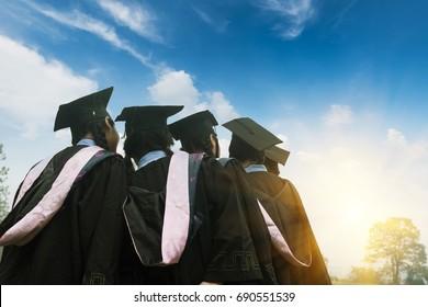 Graduation season for college students