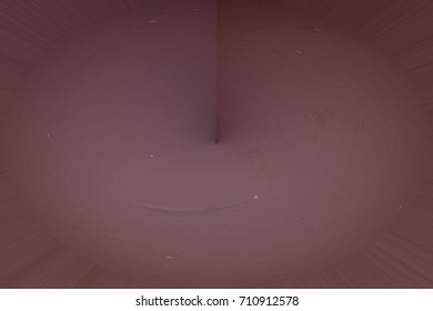 Grain blue paint wall background or texture